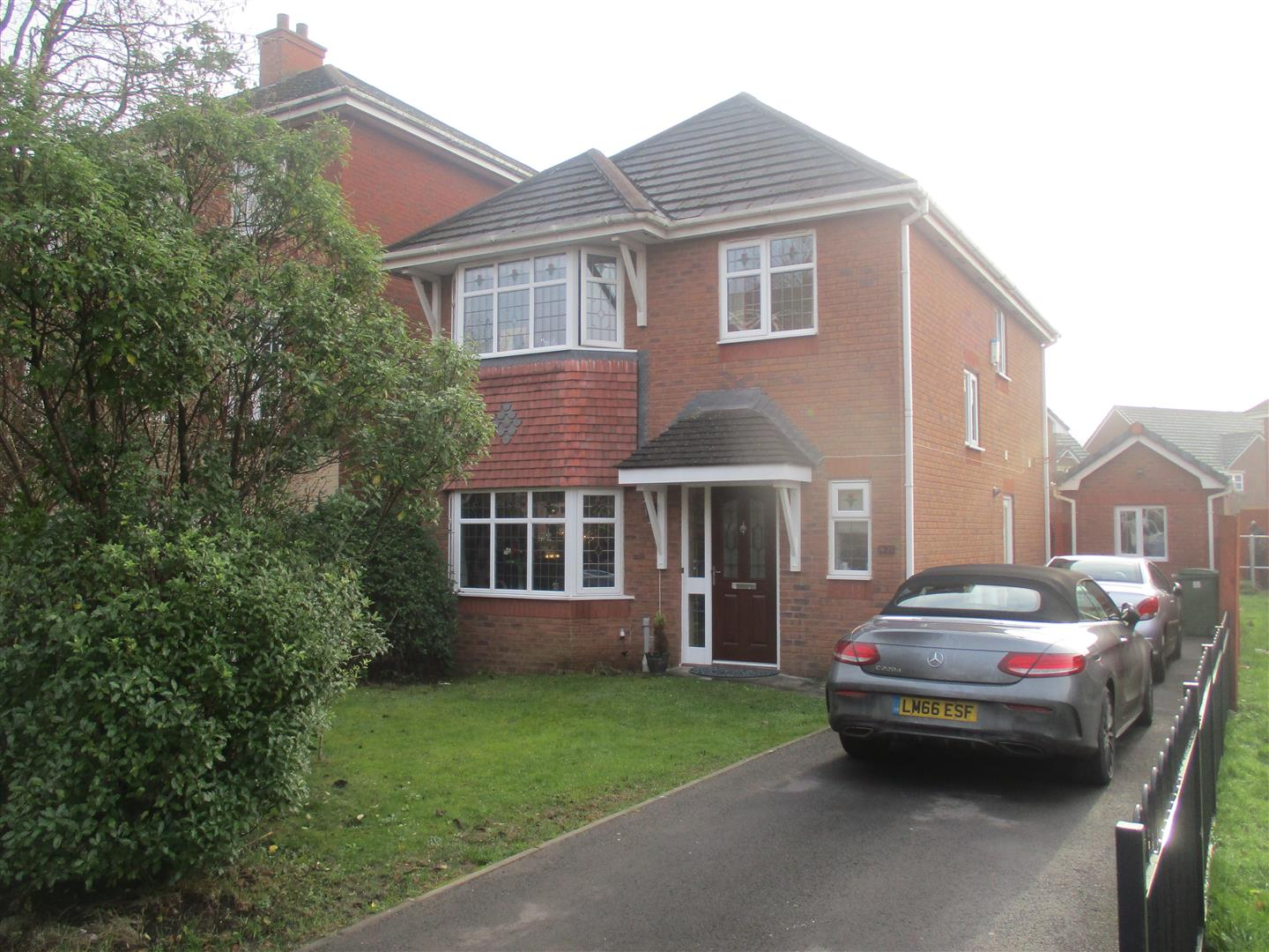 4 Bedrooms Detached House for sale in Heol Terrell, Canton, Cardiff